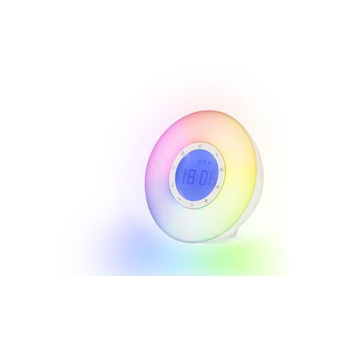 Lanaform wake up light fénnyel ébresztő órás rádió újracsomagolt  (LA190201)