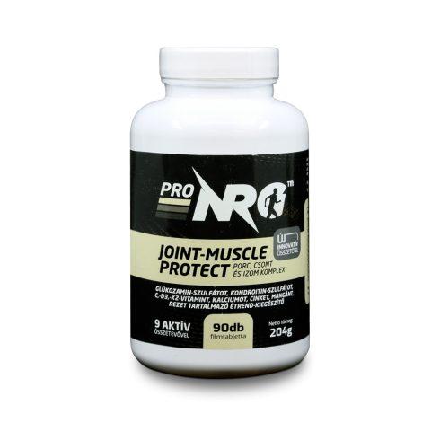 ProNRG Joint-Muscle Protect, porc, csont és izom komplex étrend-kiegészítő 90 db filmtabletta